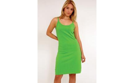Sukienka z konopi