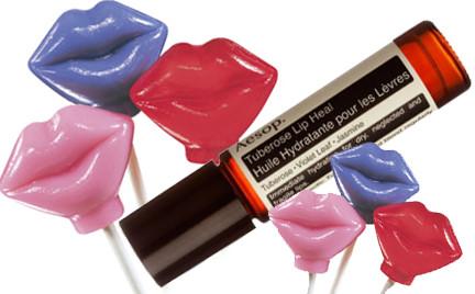 Zamienniki kosmetyczne: olejki do ust jak AESOP Tuberose Lip Heal