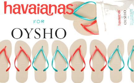 Havaianas dla Oysho