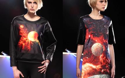 Hit sezonu: galaktyczne nadruki w Romwe