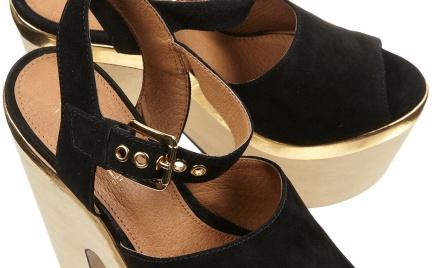 Sandały na platformie TopShop