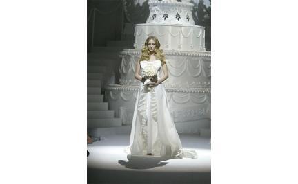 Suknia ślubna Viktor amp;Rolf dla H amp;M