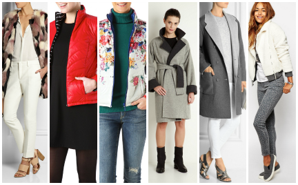 Kupujemy: dwustronne kurtki i płaszcze