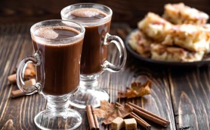 Gorąca czekolada - najlepszy sposób na zimową chandrę