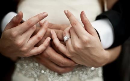 Snobka bierze ślub: obrączki dla wymagających