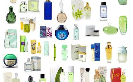 Tajemnice kosmetyków: perfumy zielone
