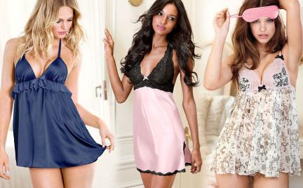 Bielizna nocna Victoria s Secret