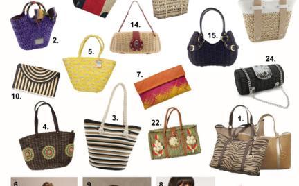 Kupujemy: torby z naturalnych włókien