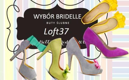Nie lubisz sztampy Zobacz buty ślubne LOFT37