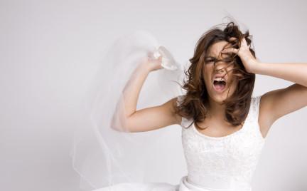 Snobka bierze ślub: jak nie zostać Bridezillą