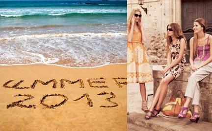 12 najwygodniejszych trendów na lato 2013