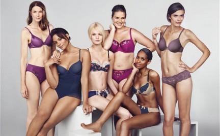 Modelki o przeciętnych rozmiarach sprzedają więcej ubrań
