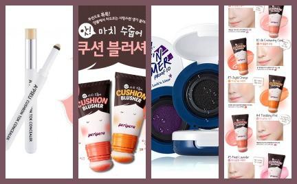 Kosmetyczny trend z Korei: produkty z gąbeczką
