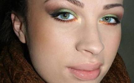 Makijaż 213 - jesienna nostalgia