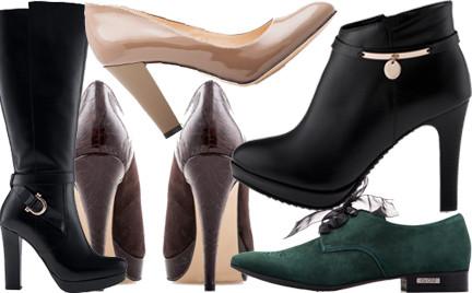 Gloss Shoes czyli jedne buty w kilku wersjach