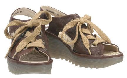 Z czym to nosić: sandały Fly London