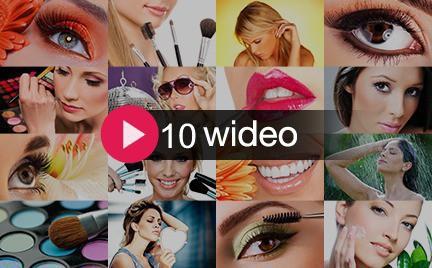 Wideomakijaże: makijaż czoła