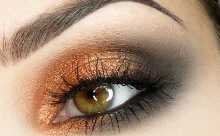 Makijaż: Proper Copper