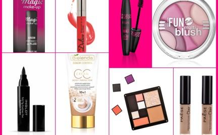Snobka śledzi nowości: polskie kosmetyki do makijażu