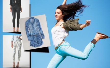 Wiosenne dzinsowe propozycje American Eagle Outfitters