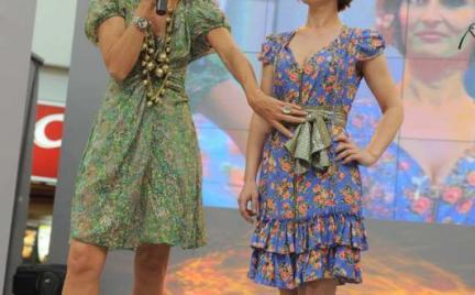 Zapytaj snobkę: sukienka z metamorfoz Trinny i Susannah