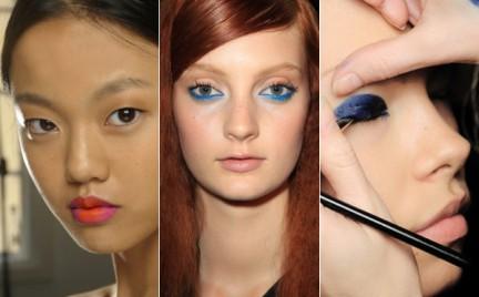 Relacja z New York Fashion Week: makijaż oczu