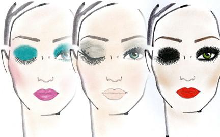 Trendy w karnawałowym makijażu według Sephory