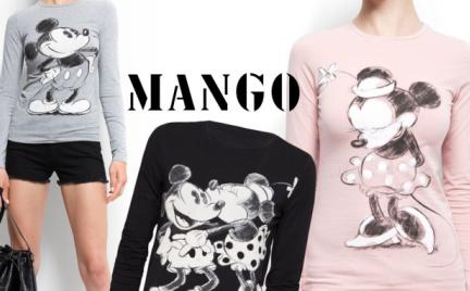 Myszka Miki w wydaniu Mango