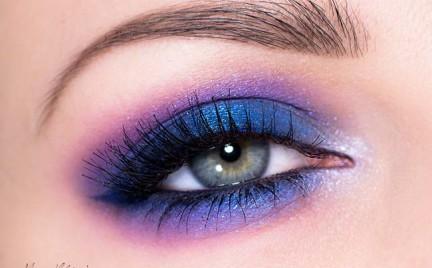 Makijaż: Color Bomb