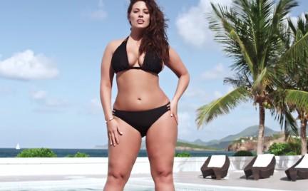 Krągłości w bikini czyli pierwsza modelka plus size w Sports Illustrated