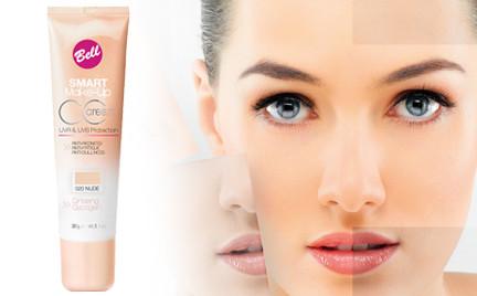 W poszukiwaniu podkładu idealnego: Bell CC Cream Smart Make-Up
