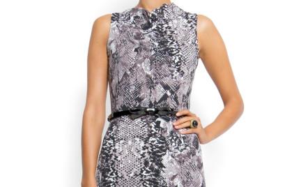 Drapieżna i elegancka: sukienka Mango