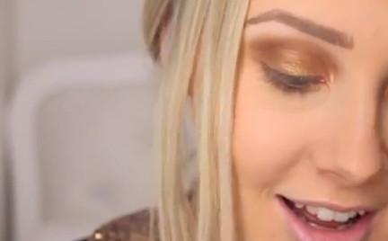 Wideomakijaże: dla blondynek