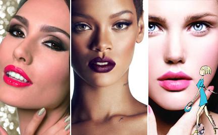 Kosmetyczna Agentka: makijaż późnojesienny