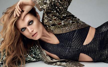 Małgosia Bela na kolejnej okładce Vogue a Zobacz nową sesję Polki