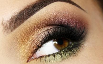 Makijaż: Jesienne Barwy