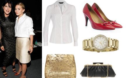 W stylu gwiazdy: Ashley Olsen
