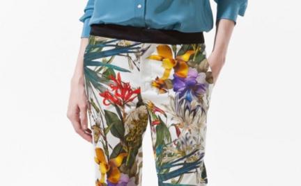 Hit czy kit: wzorzyste spodnie Zara