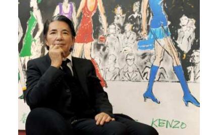 Kenzo Takada gościem specjalnym Fashion Week Poland