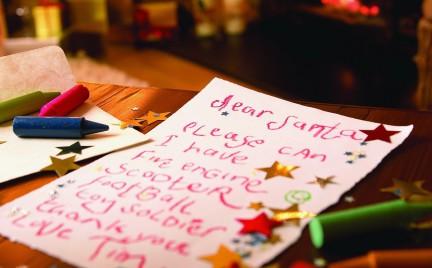 List do św. Mikołaja czyli w pułapce oczekiwań i żądań