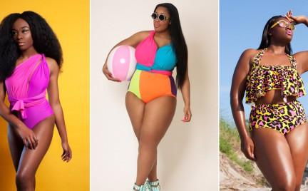 9 sklepów internetowych z kostiumami kąpielowymi w rozmiarach plus size