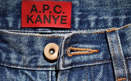 Kanye West projektuje dla francuskiej marki APC