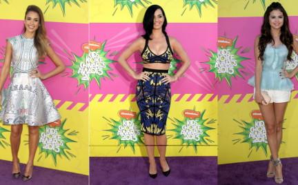 Która lepiej: Jessica Alba Katy Perry czy Selena Gomez