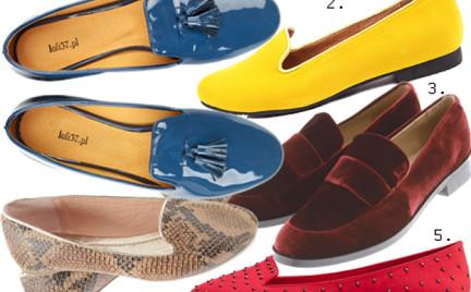 Kupujemy: loafersy
