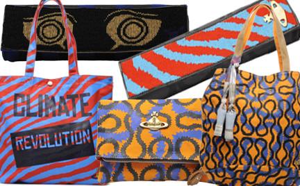 Projekt Afryka torebki Vivienne Westwood