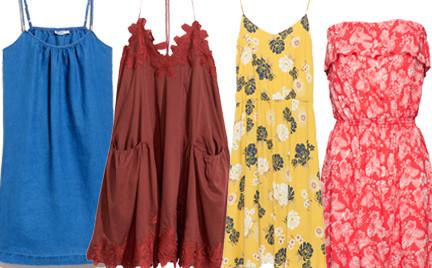 Kupujemy: sukienkę na lipcowe upały