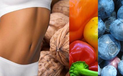 Snobka Fit: 5 rzeczy do zjedzenia na płaski brzuch