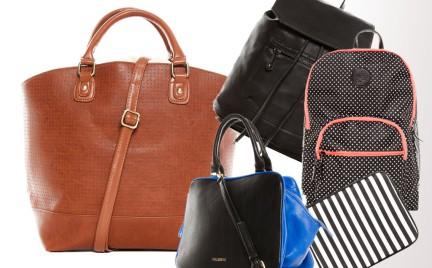 Przegląd nowości: jesienne plecaki i torby Pull Bear