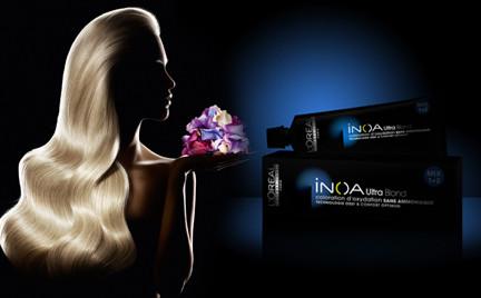 Kosmetyk tygodnia: INOA UltraBlond L Or al Professionnel
