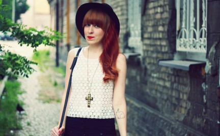 Portret blogerki: Honey Bunny in Wonderland